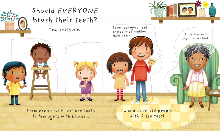 Lift-the-flap Very First Questions and Answers Why Should I Brush My Teeth? [1]