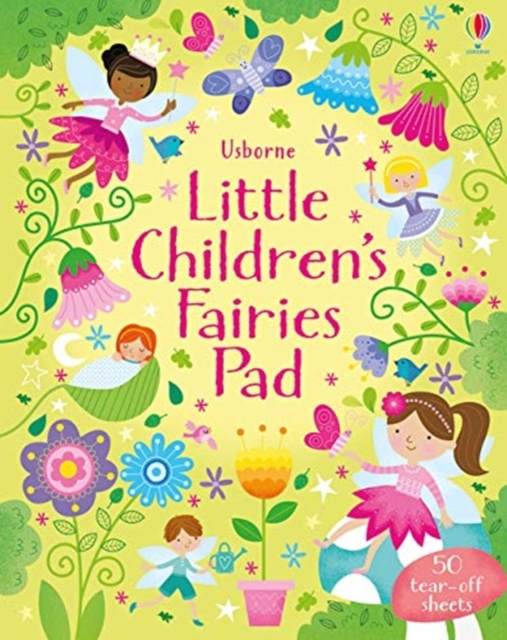 Little Children's Fairies Pad [0]
