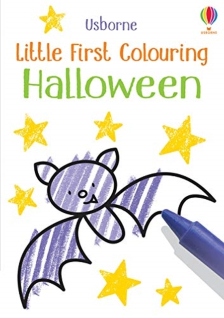 Little First Colouring Halloween [0]