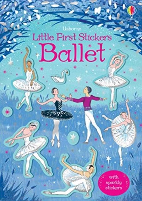 Little First Stickers Ballet [0]