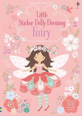 Little Sticker Dolly Dressing Fairies [0]