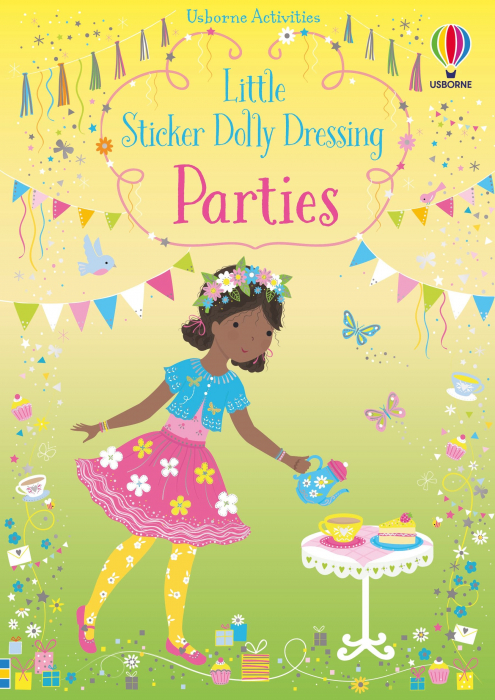 Little Sticker Dolly Dressing Parties [0]
