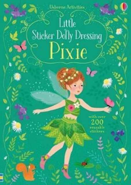 Little Sticker Dolly Dressing Pixie [0]