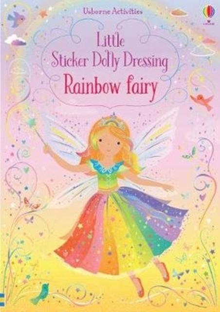 Little Sticker Dolly Dressing Rainbow Fairy [0]