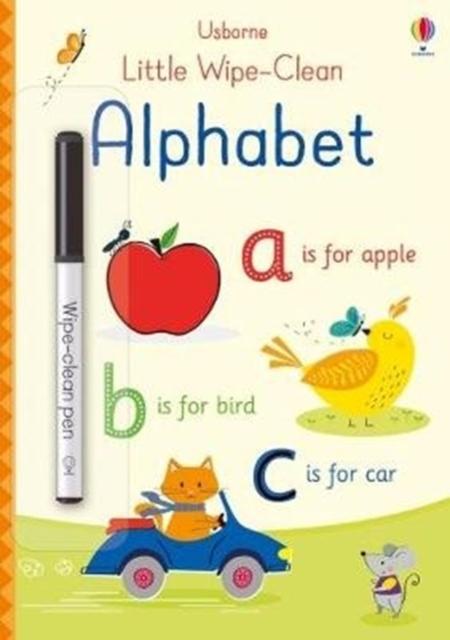 Little Wipe-Clean Alphabet [0]