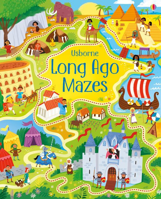 Long Ago Mazes [0]