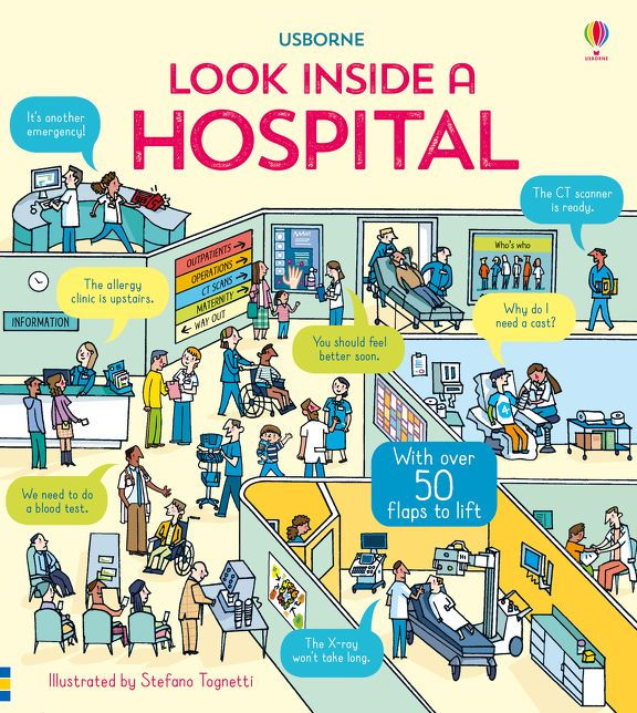 Look inside a hospital [0]