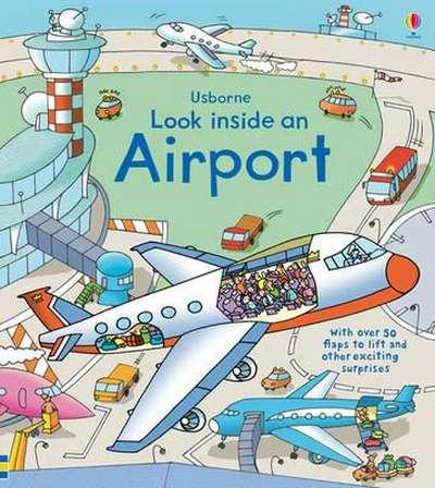 Look Inside an Airport [0]