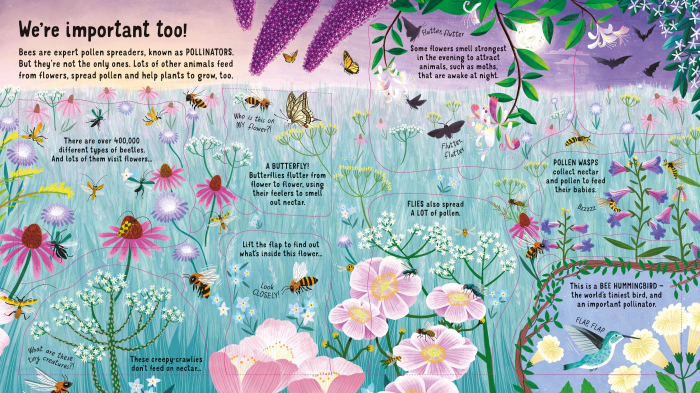 Look Inside the World of Bees [1]