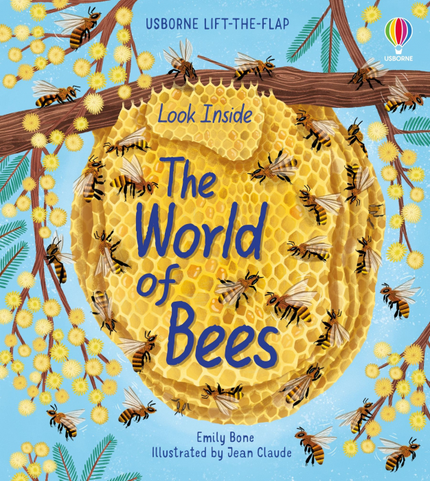 Look Inside the World of Bees [0]