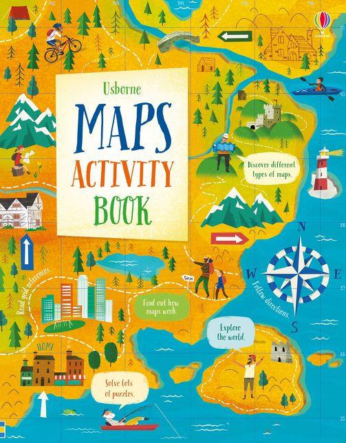 Maps Activity Book [0]