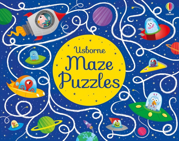 Maze Puzzles [0]