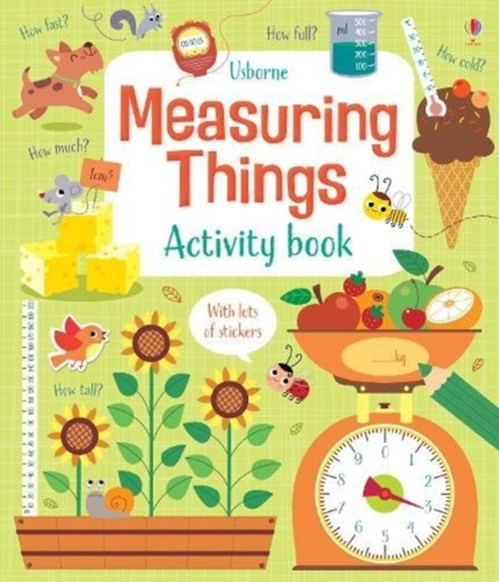 Measuring Things Activity Book [0]
