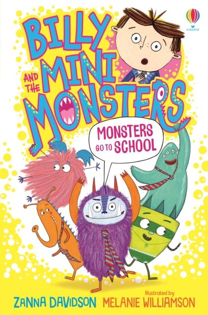 Monsters go to School [0]