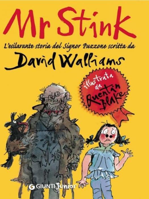 Mr Stink - David Walliams [0]