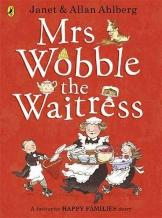 Mrs Wobble the Waitress [0]