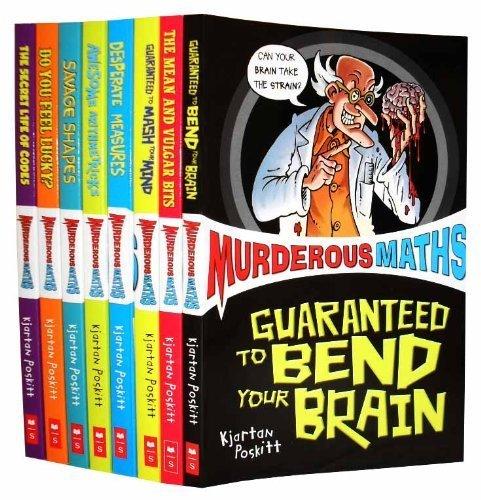 Murderous Maths Collection 10 Books Box Set [0]