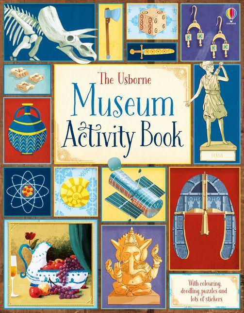 Museum Activity Book [0]