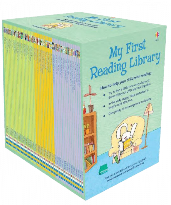My First Reading Library [0]