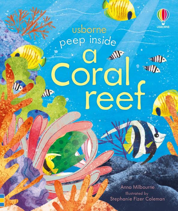 Peep inside a Coral Reef [0]