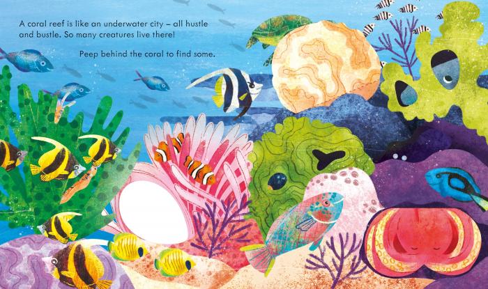 Peep inside a Coral Reef [1]