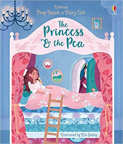 Peep Inside a Fairy Tale The Princess and the Pea [0]