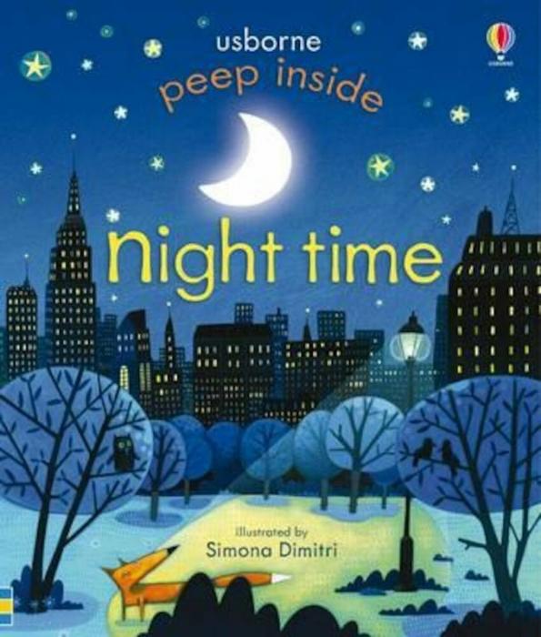 Peep inside Night-Time [0]