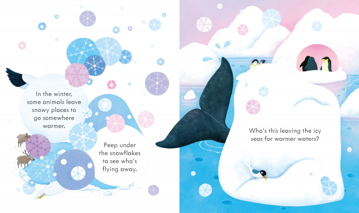 Peep Inside Snowy Places [1]