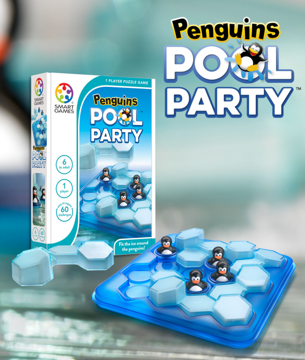PENGUINS POOL PARTY [0]