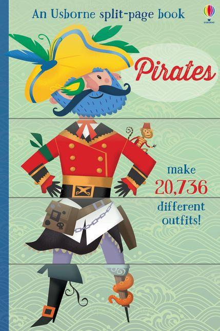 Pirates (Split-Page Books) [0]