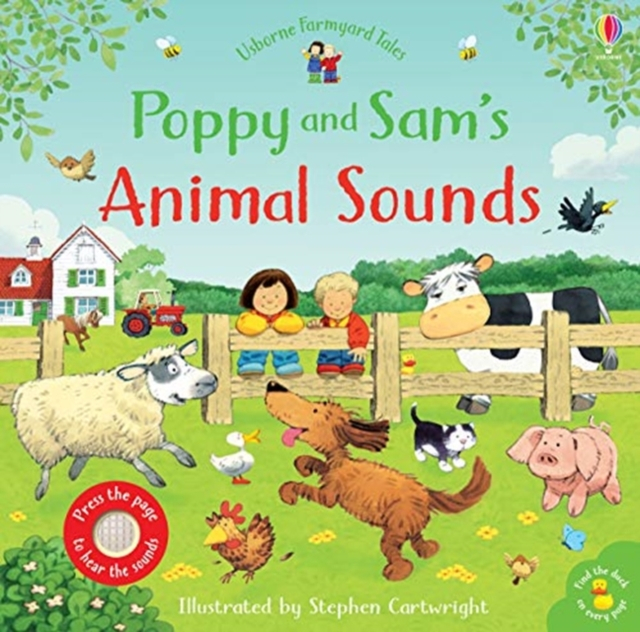 Poppy and Sam's Animal Sounds [0]