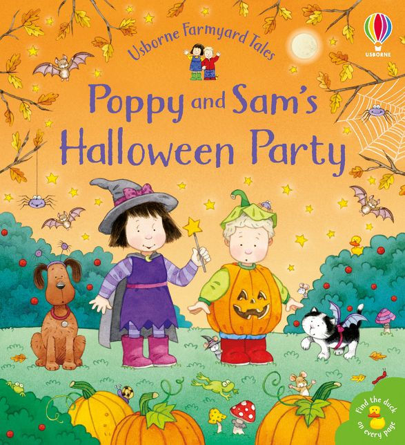 Poppy and Sam's Halloween Party [0]