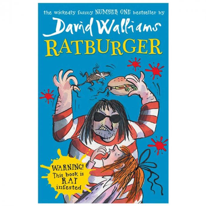 Ratburger - David Walliams [0]