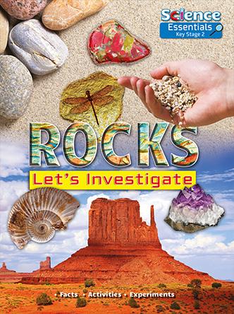 Rocks: Let's Investigate (Science Essentials) [0]