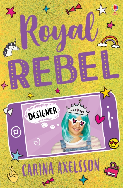 Royal Rebel: Designer [0]