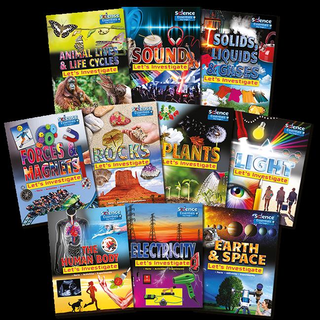 Science Essentials set (10 titles) [0]