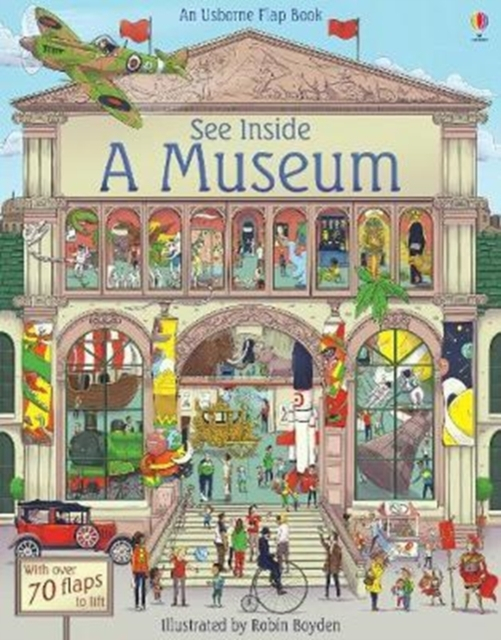 See Inside a Museum [0]