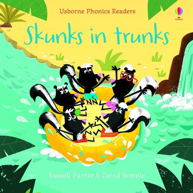 Skunks in Trunks [0]