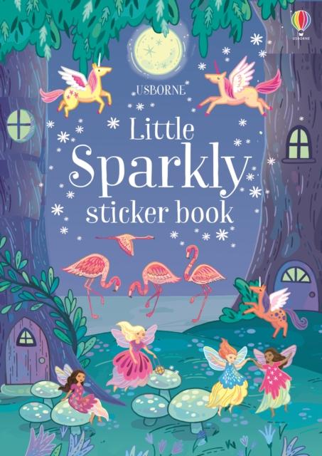 Sparkly Sticker Book [0]