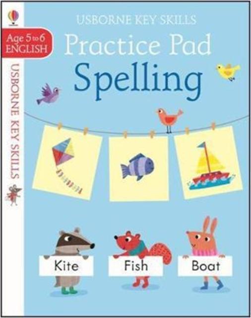 Spelling Practice Pad 5-6 [0]