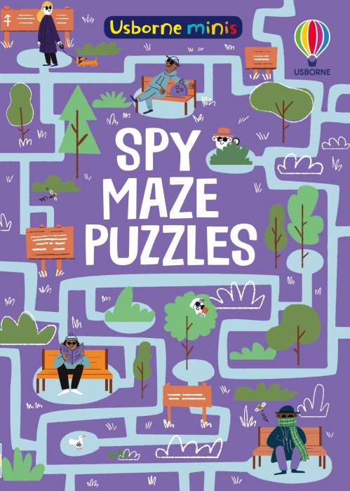 Spy Maze Puzzles [0]