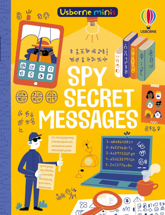 Spy Secret Messages [0]