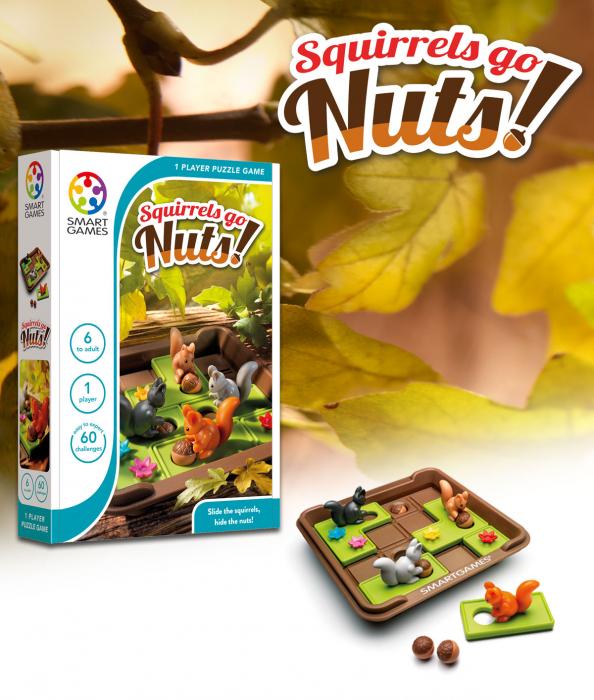 SQUIRRELS GO NUTS [0]