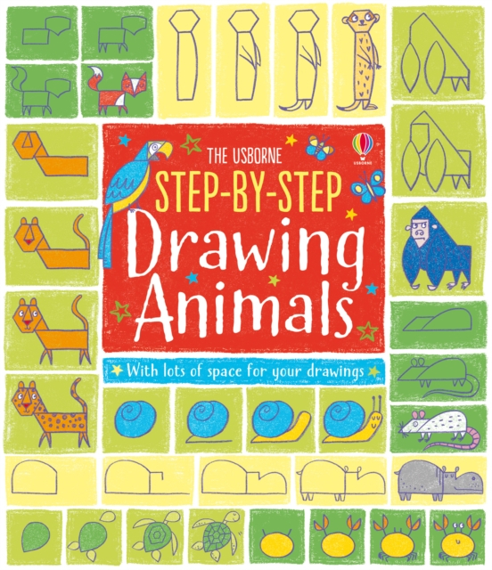Step-by-Step Drawing Animals [0]