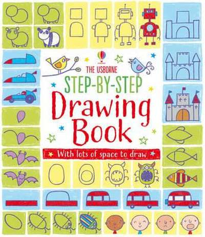 Step-by-step Drawing Book [0]
