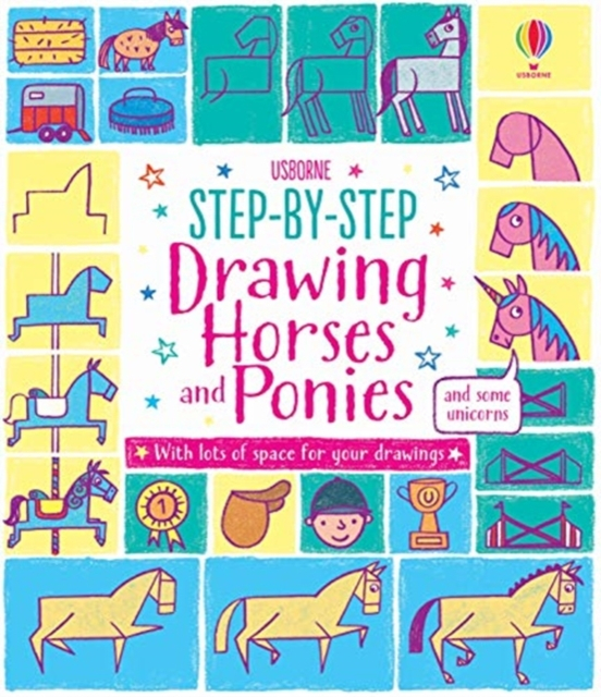 Step-by-step Drawing Horses and Ponies [0]