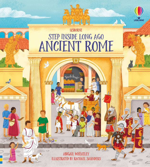 Step Inside Long Ago Ancient Rome [0]