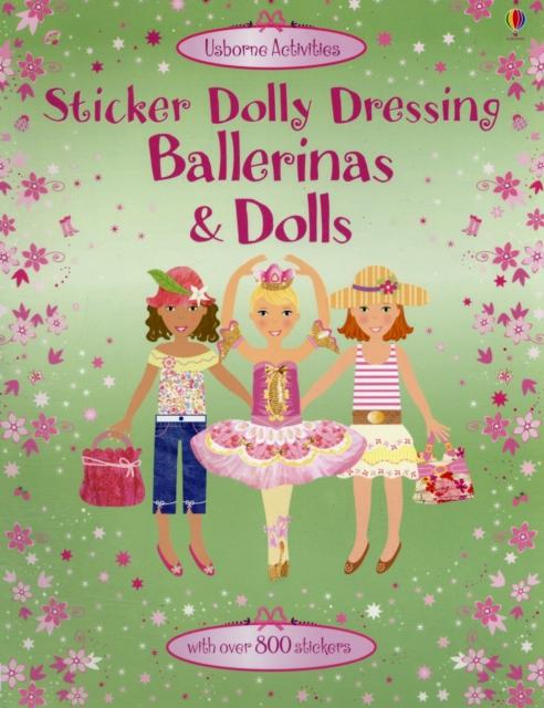 Sticker Dolly Dressing Ballerinas & Dolls [0]