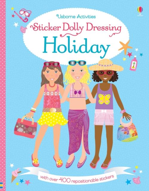 Sticker Dolly Dressing Holiday [0]