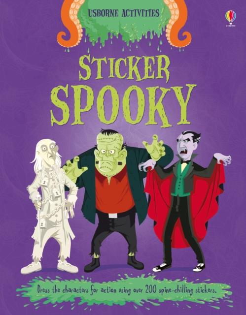 Sticker Spooky [0]